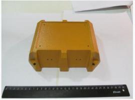 Компл. части к весам/ THD (Caston-3) задняя часть корпуса. Артикул: THD REAR COVER 1115A000014D