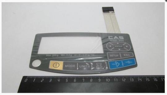 Компл. части к весам/ MWP600 клавиатура