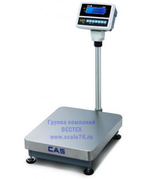 Напольные весы CAS HD-150