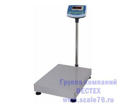 Весы напольные СКЕ-500-6080 (500 КГ) RS