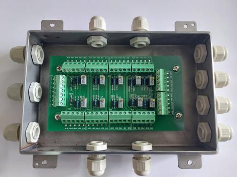 Согласующая коробка XH-10