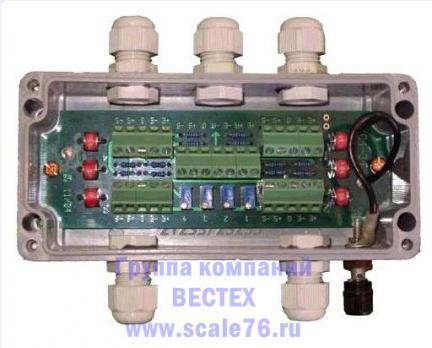 Коробка балансировочная КБ-10