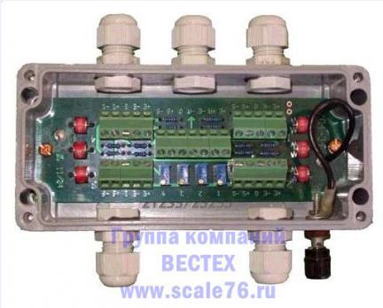 Коробка балансировочная БКС-8-2