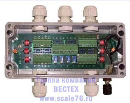 Коробка балансировочная БКС-4-1