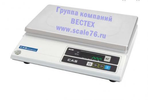 Весы настольные CAS AD-20H повышенной точности