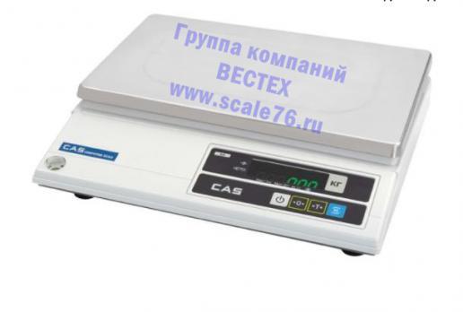 Весы настольные CAS AD-10H повышенной точности