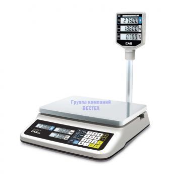 Весы CAS PR -30P (LCD, II)