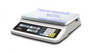 Весы CAS PR -15B (LCD, II)