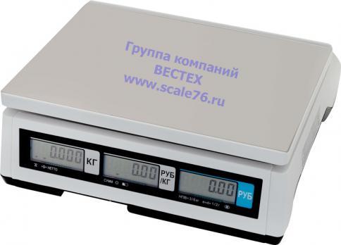 Весы CAS ER JR-06CB