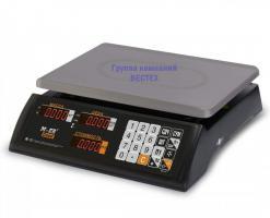 Торговые настольные весы M-ER 327 AC-15.2