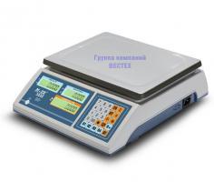 Торговые настольные весы M-ER 322 AC-15.2
