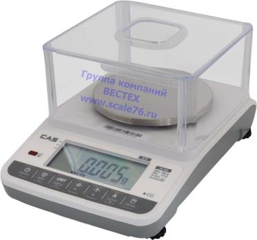 Весы лабораторные XE-1500 (II выс)