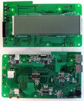 Блок индикации без радиоканала (4D-A разъём MDN5)