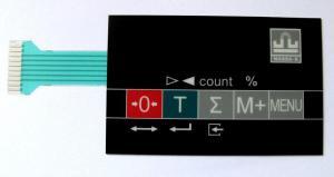 Панель управления Тв6.619.022 (клавиатура 4D-A)