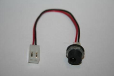 Кабель блока питания с разъемом подключения адаптера 9В, L=130 мм