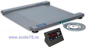 Весы платформенные СКТ