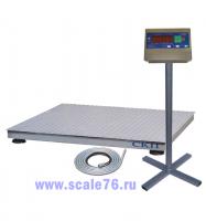 Весы платформенные СКП1518