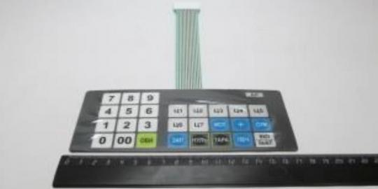 Клавиатура на весы CAS AP-M
